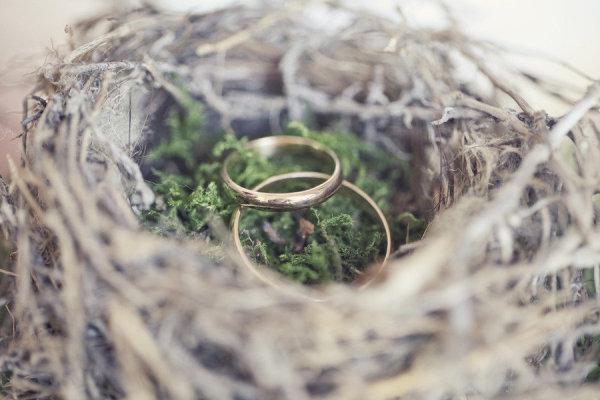 ¿y si nos casamos sin alianzas?