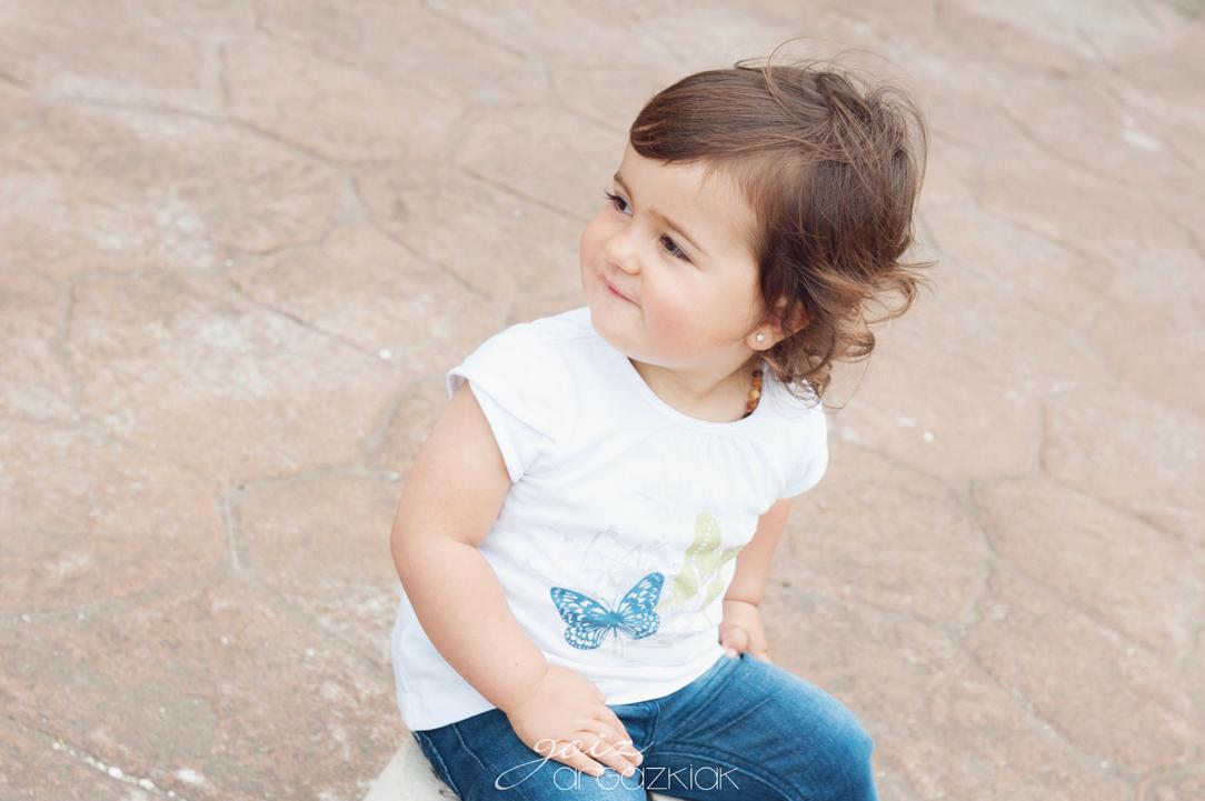 La pequeña sonrisa de Libe