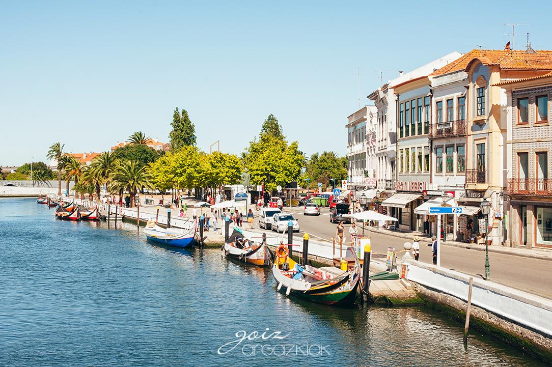Una ciudad encantadora, Porto