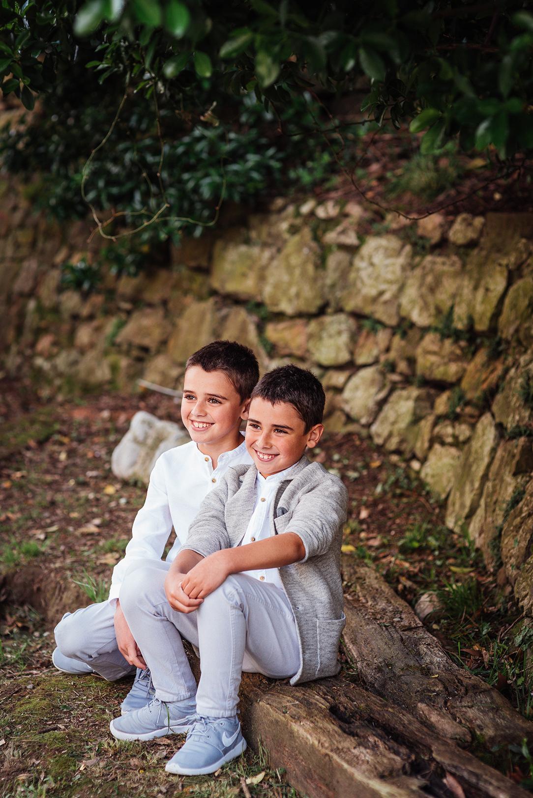 Fotos de niños, fotografia infantil, gipuzkoa, goiz argazkiak