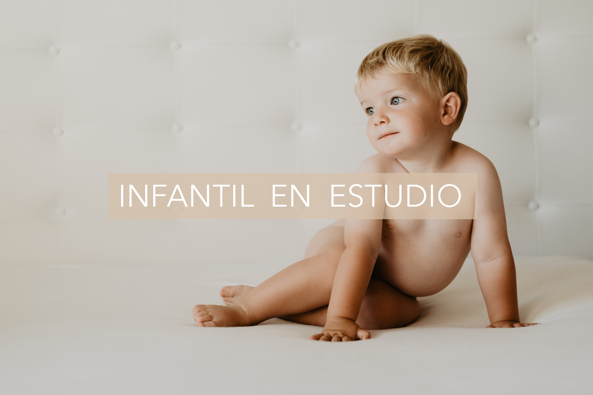 SESION INFANTIL